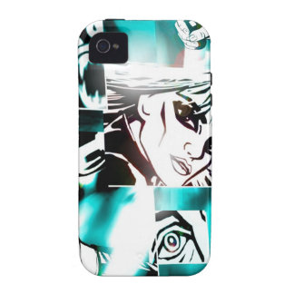 Comic Book Style Serie Case-Mate iPhone 4 Covers