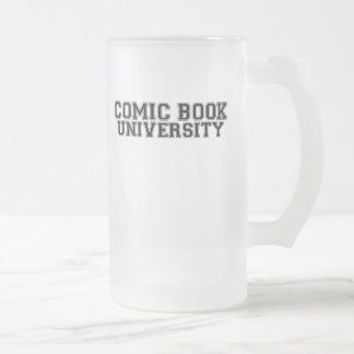 Comic Book University Mugs