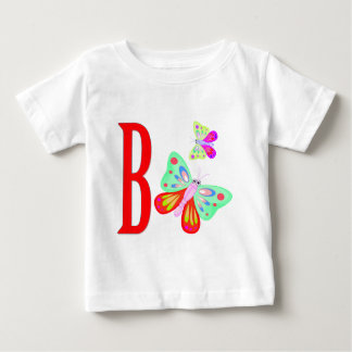 Comic Butterfly Baby T-Shirt