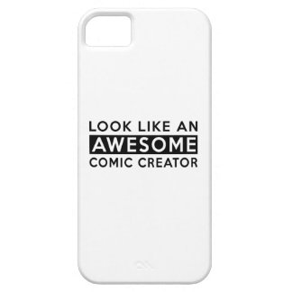 COMIC CREATOR DESIGNS CASE FOR THE iPhone 5