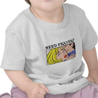 Comic Cryer Need Prayer Products 2 Shirt