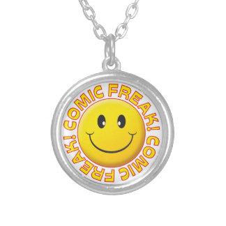 Comic Freak Smile Jewelry