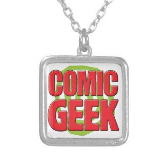 Comic Geek Custom Necklace
