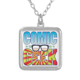 Comic Geek v4 Jewelry