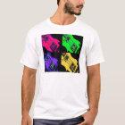 COMIC GUITAR ART T-Shirt