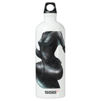 Comic Heroine / Fish Lady SIGG Traveller 1.0L Water Bottle