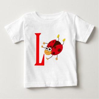 Comic  Ladybird Baby T-Shirt