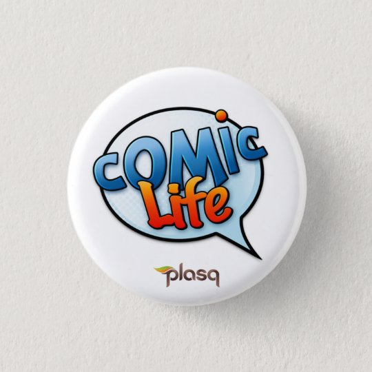 Comic Life Button