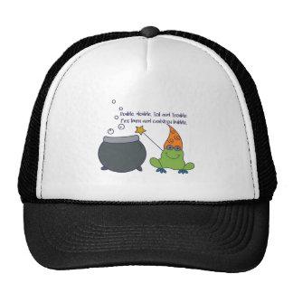 Comic McBeth Halloween Cap