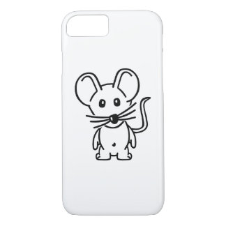 Comic mouse iPhone 7 case