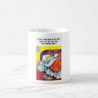 Comic Mug - Tea