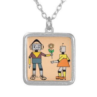 Comic Necklace