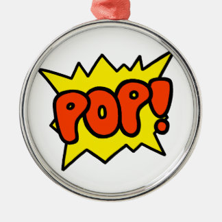 Comic 'Pop!' Christmas Ornament