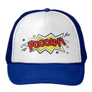 Comic POW Cap