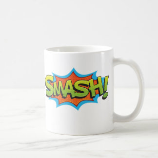 Comic Smash! Coffee Mug