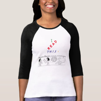 Comic Strip Cleopatra T Shirt