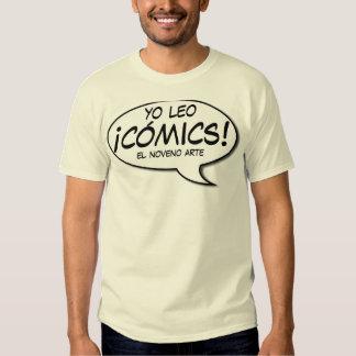 comic strip t shirts