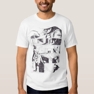 Comic Strip T T Shirt