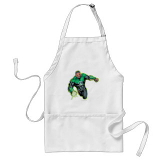 Comic Style - Green Lantern Aprons