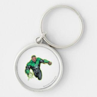 Comic Style - Green Lantern Key Ring