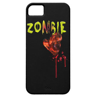 Comic Zombie Love iPhone 5 Cover