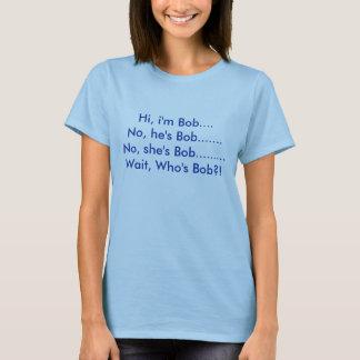 comical bob shirt