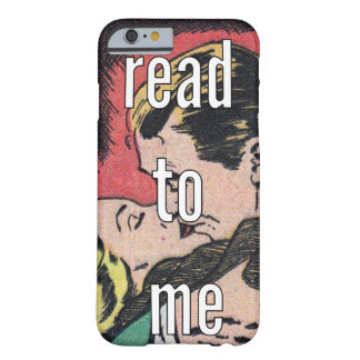 COMICAL iPhone 6 Case | Read to Me (Red)