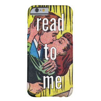COMICAL iPhone 6 Case | Read to Me (Yellow)