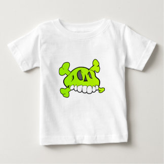 Comical Skull Baby T-Shirt