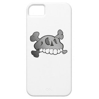 Comical Skull iPhone 5 Cover
