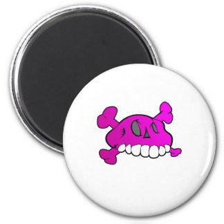 Comical Skull Magnet