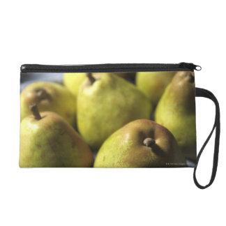 Comice Pears Wristlet Purse