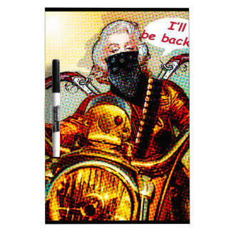 comics biker big Dry-Erase whiteboards