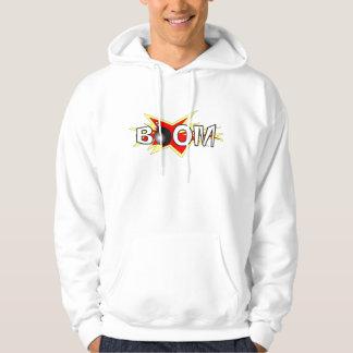 comics boom sweatshirts