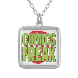 Comics Freak G Custom Necklace