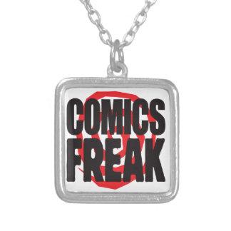 Comics Freak Necklaces
