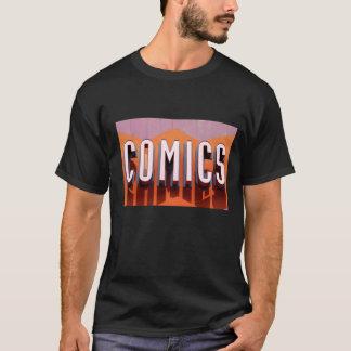 COMICS TEE SHIRT