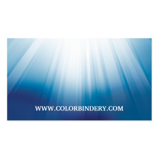 Coming Home Business Card