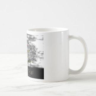Coming Into The Light Basic White Mug