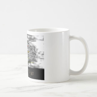 Coming Into The Light Classic White Coffee Mug