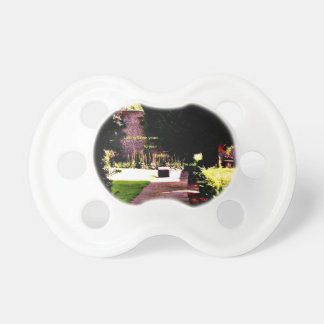 Coming of age pacifiers