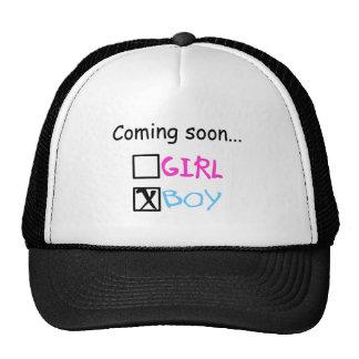 Coming Soon...(Boy) Hats