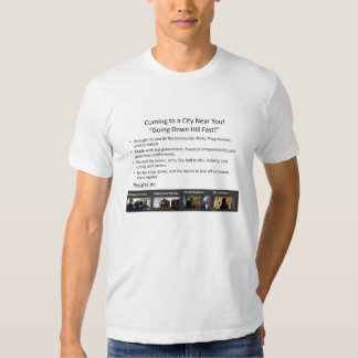 coming to a City near you T-shirt