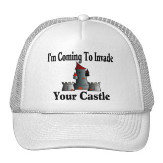 Coming To Invade Your Castle Cap