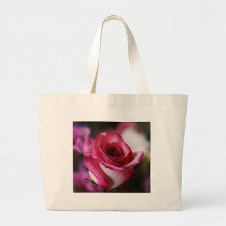 Coming up roses large tote bag