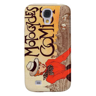 Comiot Motorcycles Samsung Galaxy S4 Cover