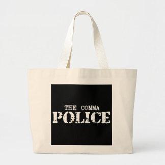Comma Police Bag