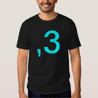 comma tshirts