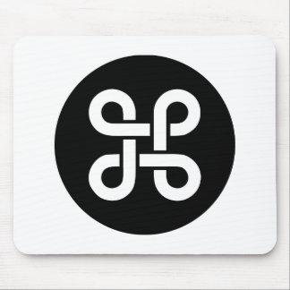 Command Apple Mac Ideology Mouse Pad