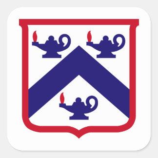 Command & General Staff College Fort Leavenworth Square Stickers